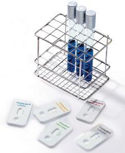 Lateral Flow Test für <i> E. coli</i>, Singlepath® <i> E. coli</i> O157 und Duopath® Verotoxins