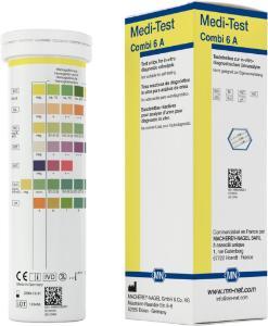 Urine test strips, Medi‑Test Combi6A