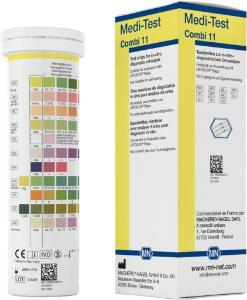 Urine test strips, Medi‑Test Combi11