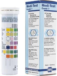 Urine test strips, Medi‑Test Combi7