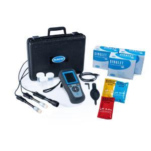 HQ series standard case, three probe buffer solution