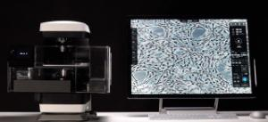 Hybrid automated microscope, ECHO Revolution™