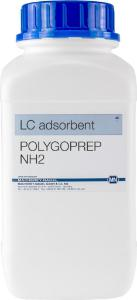 LC packing material (adsorbents, bulk), silica gel, POLYGOPREP NH2