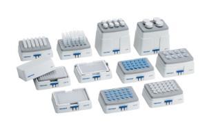SmartBlock group 11x grey tubes
