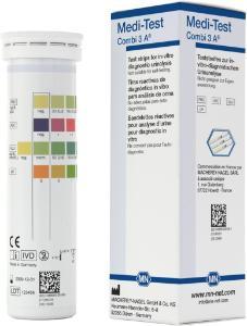 Urine test strips, Medi‑Test Combi3A