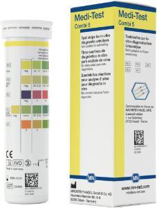 Urine test strips, Medi‑Test Combi5