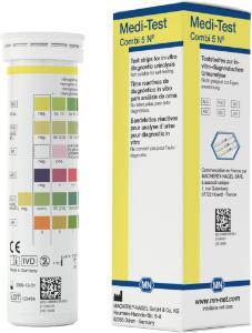Urine test strips, Medi‑Test Combi5N