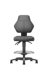 Chair economy line 2,0 PU stop go, 610 - 870 mm