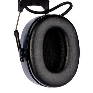 Peltor™ LiteCom two-way headset with J22 audio input, dark blue