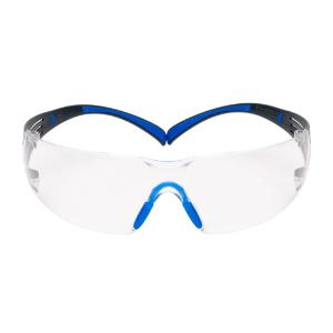 Safety spectacles, SecureFit™ 400 series, grey/blue