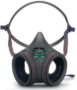 Halbmasken gegen Gas, Dampf und Staub, Serie 8000