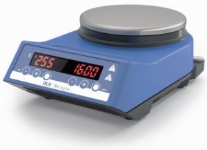 Magnetrührer mit Heizplatte, RH basic und RH digital