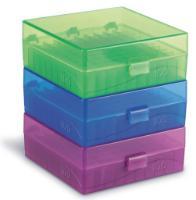 100-Platz Aufbewahrungsbox geeignet für einen größeren Lagerungsbedarf von 1,5/2,0 ml Reaktions- oder Kryogefäßen. Autoklavierbar