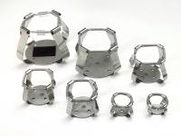 100ML FLASK CLAMPS